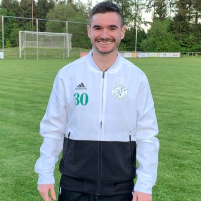 Patrick Lauble verstärkt das Trainerteam der Schwarzwälder Fussballakademie im Förderzentrum Königsfeld